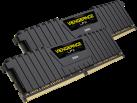 CORSAIR Vengeance LPX - Mémoire vive - 2x 8 Go (DDR4 DRAM / 2133 MHz) - Noir