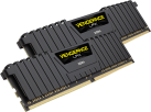 Corsair Vengeance LPX - 2x 16 GB (DDR4 DRAM / 3000 MHz) - Schwarz