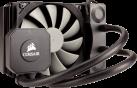 CORSAIR H45 - Refroidisseur liquide pour processeur - 31 dB - 2300 RPM - Noir