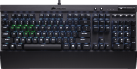 CORSAIR K70 RGB Rapidfire - Gaming-Tastatur - USB 2.0 - Schwarz