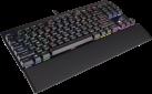 CORSAIR K65 RGB Rapidfire - Gaming-Tastatur - USB 2.0 - Schwarz