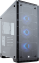 CORSAIR 570X RGB ATX - Case compatto Mid-Tower - RGB-LED - USB 3.0 - Nero
