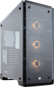 CORSAIR 570X RGB ATX - Mid-Tower-Gehäuse - Mit LED-Lüftern - Schwarz