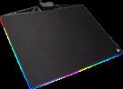 CORSAIR MM800C RGB POLARIS Cloth Edition - Tapis de souris - LED - Noir