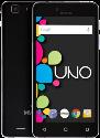 MYWIGO Uno Dual SIM, schwarz