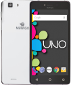MYWIGO Uno Dual SIM, weiss