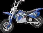 Razor Dirt Rocket MX350 - Mini Moto - Max. 64 kg - Blau