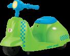 Razor Jr. Mini Mod - Electric Ride-on - Max. 20 kg - Grün