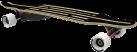 Razor Longboard - Electric Skateboard - Max. 100 kg - Noir