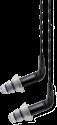 ETYMOTIC ER4SR - In-ear Ohrhörer - Lärmisolierung - Schwarz / Grau