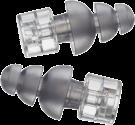 ETYMOTIC ER20XS-SMF - Protections auditives - haute fidélité - Transparent
