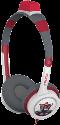 iFrogz little rockerz costume - Écouteurs On-Ear - 85 dB - Rouge