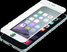 INVISIBLESHIELD Glass Contour iPhone 7 Plus Screen White - Protection d'écran - Blanc/Transparent