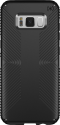 speck Presidio Grip - Für Samsung Galaxy S8+ - Schwarz