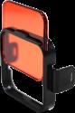 SANDMARC Aqua Dive Filter - Tauchfilter - für GoPro Hero 3/4 - Schwarz