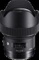 SIGMA Art - Obiettivo - 14 mm/1.8 - Per Nikon - Nero