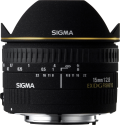 SIGMA 15mm F2,8 EX DG Diagonal-Fisheye Pentax