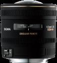 SIGMA 4.5mm F2.8 EX DC CIRCULAR FISHEYE HSM Pentax