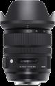 SIGMA Art - Objektiv - 24-70mm/2.8 - Für Nikon - Schwarz