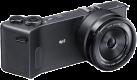 Sigma DP2 Quattro - Compact Digital Camera - 3 (7.5cm) - Schwarz
