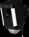 ring Spotlight Cam Wired - Überwachungskamera - 1080p HD - Wi-Fi - Schwarz