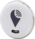 TrackR Pixel - Ortungs-Tracker - Bluetooth - Weiss