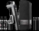 CORAVIN Model 2 Plus Pack - Korkenzieher - Schwarz