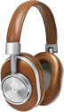 MASTER & DYNAMIC MW60 - Écouteurs Over-Ear - Bluetooth - Argent/Brun