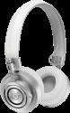 MASTER & DYNAMIC MH30 - On-Ear Kopfhörer - 32 Ohm - Weiss/Silber