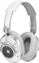 MASTER & DYNAMIC MH40 - Over-Ear Kopfhörer - 32 Ohm - Weiss/Silber