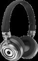 MASTER & DYNAMIC MH30 - On-Ear Kopfhörer - 32 Ohm - Schwarz Alcantara/Anthrazit