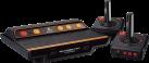 Atari Flashback 8 Gold - Konsole HD - 720p HDMI Ouput - Schwarz
