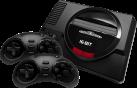 Sega Genesis Flashback - Konsole HD - 720p HDMI Ouput - Schwarz