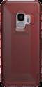 UAG Plyo - Per Samsung Galaxy S9 - Cremisi