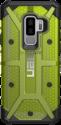 UAG Plasma - Pour Samsung Galaxy S9+ - Citron