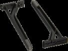 3DR Set mit zwei Ersatz Beinen für die Solo Drone