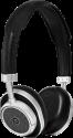 MASTER & DYNAMIC MW50 - On-Ear Kopfhörer - Bluetooth - Schwarz/Silber