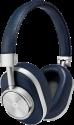 MASTER & DYNAMIC MW60 - Over-Ear Kopfhörer - Bluetooth - Blau/Silber