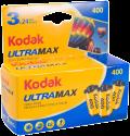 Kodak Gold Ultra 400 GC - 3 pezzi