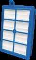 Philips FC8038/01 - Blau/Weiss