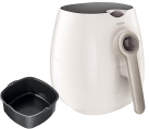PHILIPS HD9225/50 - Fritteuse - Heissluft-Multifunktionsgerät - Weiss
