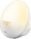 PHILIPS Wake-up Light HF3510/01 - Radio-réveil - Blanc