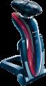 PHILIPS RQ1175/16 - Rasoir électrique - Wet & Dry - Bleu/Rouge