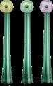 PHILIPS SONICAR HX8013/07 Airfloss Düse 3 pezzi - Verde