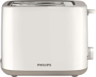 PHILIPS HD2595/02 - Toaster - 800 W - Weiss