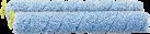 PHILIPS FC8054/02 - Ersatzbürsten für AquaTrio Staubsauger - 2 abwaschbare Mikrofaserbürsten - Blau/Weiss