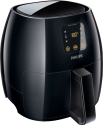 PHILIPS Avance Collection HD9240 Airfryer XL - Multifunktionskochgerät - 3 Liter - Schwarz