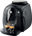 PHILIPS HD8650/01 - Kaffeevollautomat - 1 l - Schwarz