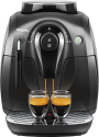 PHILIPS HD8651/01 - Kaffeevollautomat - 1400 W - Schwarz