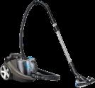 PHILIPS FC9722/19 PowerPro Expert - Aspirateur sans sac - brosse TriActiveMax - Noir/Bronze